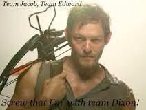 Team Dixon all the way!!