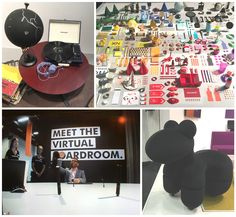 Playfulness and Personalisation at workplace is the new trend at #Orgatec2016