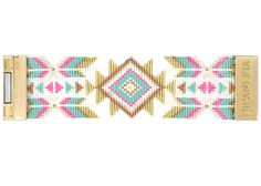 Brazalete Hipanema étnico con perlas de colores - HIPANEMA TAYLOR