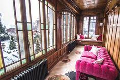 Villa Rose -Samoëns, France Situated in Samoëns,...   Luxury Accommodations