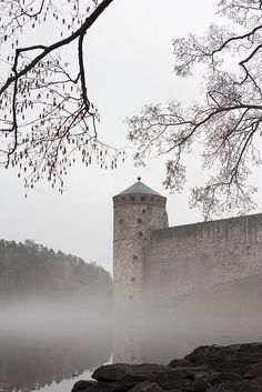 Olaf's Castle), Savonlinna, Finland. St Olaf, Native Country, Good Neighbor, Azores, Appalachian Trail, Most Beautiful Cities, Canary Islands, Free Travel, Cathedrals