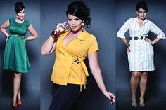 vestidos plus size verao 2013 Vestidos para o verão 2013