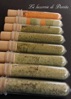 Le leccornie di Danita: 50 sfumature di....... sale aromatizzato!!!
