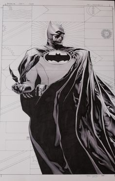 Batman by J.H. Williams III *