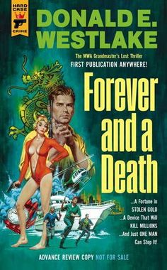 Forever and a Death. Click on the book title to request this book at the Bill or Gales Ferry Libraries 6/17.