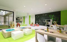 projekt - przedszkole - modułowe - warszawa - architektura