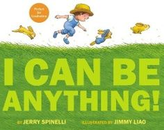 This book is an imaginative joyride about hopes and dreams, and a reminder of all the possibilities life has to offer.