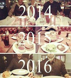 """""""Cenando Con..."""" <3... 7u7"""