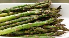 Spicy Roasted Asparagus