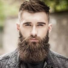 Resultado de imagem para male shaved napes with beard