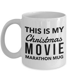 Christmas Movie Mug. Order your personalized mug at Boardman Printing.
