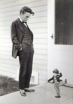 Charlie Chaplin, Merchandiseartikel Puppe, 1917