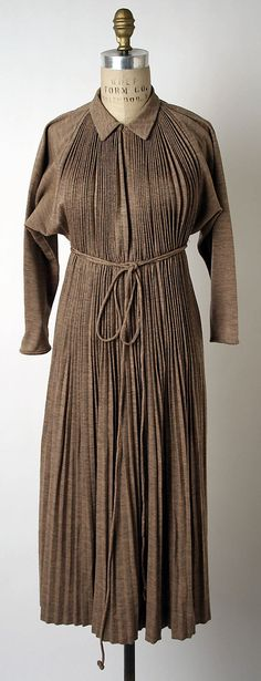 Claire McCardell | Monastic Dress