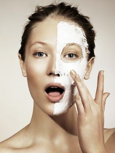 4 Foods You Should Put On Your Face Immediately