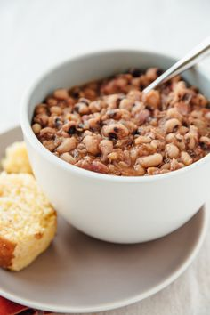 Recipe: Black-Eyed Pea Stew — 5 Fall Soups and Stews from Nancie McDermott