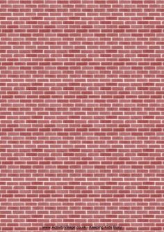 Brick Paper 1, also in gray
