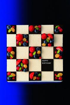 Fresh Cake HENRI CHARPENTIER design by CURIOSITY