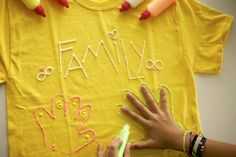 Designing your own T-shirt is a dream come true for many crafty children. This is an easy activity that will help encourage your child's creativity as well as engage their fine-motor skills. There are many ideas for creating T-shirts when using puff paint. All that is required for this activity is T-shirts, puff paint in various colors and...