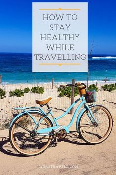It can be difficult to stay healthy while travelling. Don't ruin your trip by getting sick. Here are my top 5 tips on how to stay healthy while travelling. Travel Checklist, Travel Tips, Healthy Tips, How To Stay Healthy, Sick, Travelling, Top, Ideas, Travel Advice