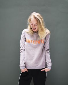 Introducing our Marketing & Branding intern Karien in the limited edition Kingsday sweater!
