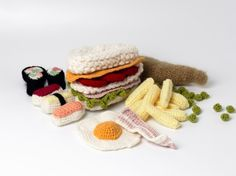 Good Enough to Eat! 5 Yummy Crochet Food Artists