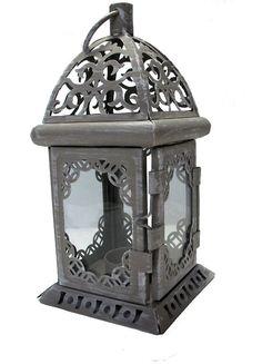 Iron lantern measure