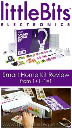 littleBits Smart Home Kit Review