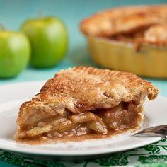 buttery apple pie