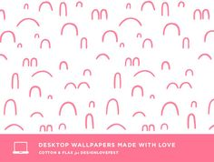 By Erin of cotton & flax. Dress Your Tech, Love Fest, Wallpaper Backgrounds, Desktop Wallpapers, Artsy Fartsy, Graphic Prints, Typography, Cotton, Free