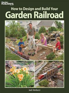 . Clark Gardens, Garden Railings, Christmas Tree Village, Model Railway Track Plans, Holiday Train, Garden Railroad, Victory Garden, Private Garden, Train Tracks