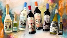Find the Italian wine you are looking for with Candoni Wines! Organic Wines, Moscato, Pinot Noir, and even Etruscan & Elviana Collections. Italian Lifestyle, Organic Wine, Wine Collection, Italian Wine, Bottle Painting, Moka, Pinot Noir, Wine Recipes, Wine Rack