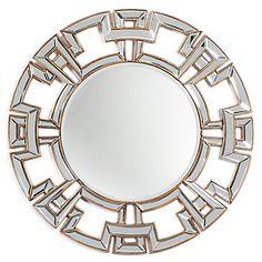 pierre mirror, $279 #zgallerie
