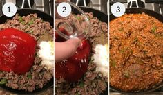 The best homemade sloppy joes recipe (or wimpies) recipe that can be prepared in less than 30 minutes. The perfect meal for a busy family. Best Homemade Sloppy Joe Recipe, Homemade Sloppy Joes, Sloppy Joes Recipe, Wimpies Recipe, Party Entrees, Taco Pizza, 30 Minute Meals, Meatloaf, Fried Rice