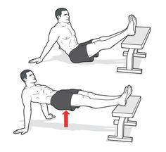 Straight-Leg Crab Hip Raise http://www.menshealth.com/fitness/floor-exercises/straight-leg-crab-hip-raise