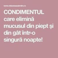 CONDIMENTUL care elimină mucusul din piept și din gât într-o singură noapte! Health Diet, Health Fitness, Healing Herbs, Good To Know, Healthy Life, Paul Walker, Pandora, Fabrics, Projects