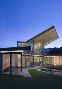 TIGERTAIL, Tighe Architecture