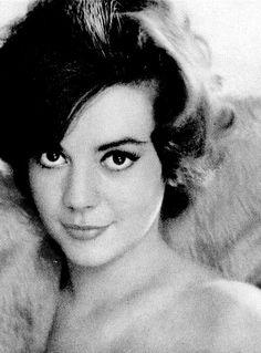 Natalie Wood, 1960.