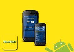 L'applicazione ufficiale Telepass disponibile sull'Android Market
