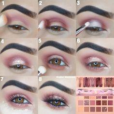 Gorgeous Makeup: Tips and Tricks With Eye Makeup and Eyeshadow – Makeup Design Ideas Makeup 101, Makeup Goals, Diy Makeup, Makeup Inspo, Makeup Style, Makeup Ideas, Makeup Blog, Makeup Products, Makeup Inspiration