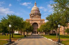 The Texas Capitol is the crown jewel of downtown Austin. With this list of reasons to visit, it's easy to see why the Texas Capitol is so popular. Texas State Capitol, Dallas County, Leading Hotels, Travel Dating, Texas History, Capitol Building, Asset Management, Knowledge Management, Online Travel