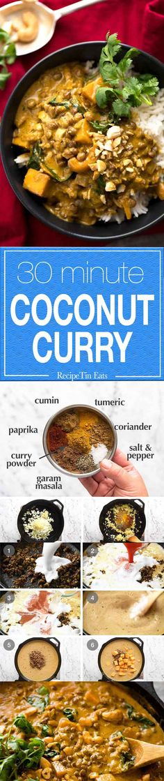 A simple mix of basic spices is the secret weapon for this Easy Coconut Curry sauce which has a beautiful depth of flavour that belies how quick it is to make. Utterly addictive, pairs beautifully with vegetables, legumes and proteins.