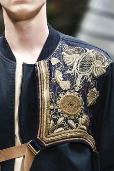 Dries Van Noten SS15 #fashion