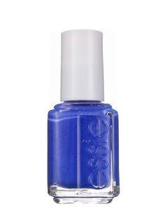 Nails: Essie nail polish in Butler Please