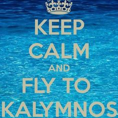 So who's spending the Summer in Kalymnos?! ☀️⚓️