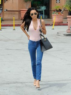 Naya Rivera always looks great.