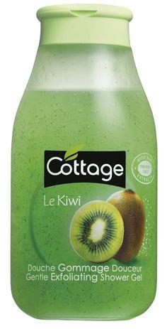 Cottage - Douche Gommage Douceur - Le Kiwi - 250 ml - Lot de 3 Kiwi, Bath & Body Works, Shower Gel, Body Care, Beauty Products, Skin Care, Cosmetics, Makeup, Photos
