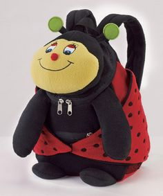 Take a look at this Ladybug Lil Lewis Travel Backpack by Lewis N. Clark on #zulily today!