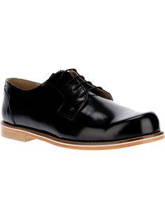 Soulland 'Pedersen' Lace Up Shoe - Works Unltd. - farfetch.com  #MOMENTUMforbeautifulpeople