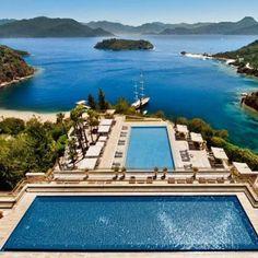 Wie wäre es mit einer Abkühlung in diesem Pool? #LTUR #Türkei #Dalaman #Urlaubsreif #Urlaub #NixWieWeg #Sommer #Hitzewelle #Traumpool #Reisen #Travel #Travelgram Reposted Via @lturlm