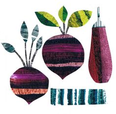 Vegetables by Jane Ormes